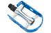 XLC Ultralight V PD-M15 Pedale MTB/ATB silber/blau